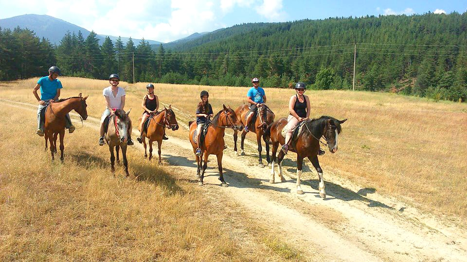 Wild Riding Holiday in Rila National Park