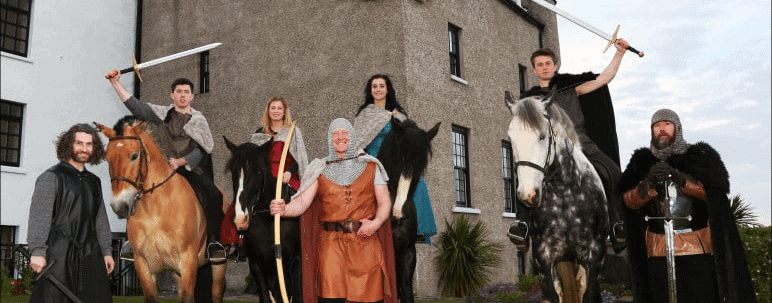 Game Of Thrones Horse Riding Holidays In The UK